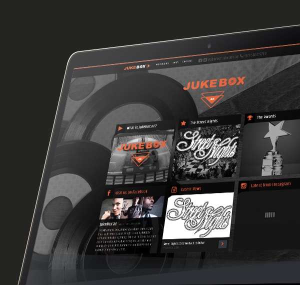 Jukebox Website