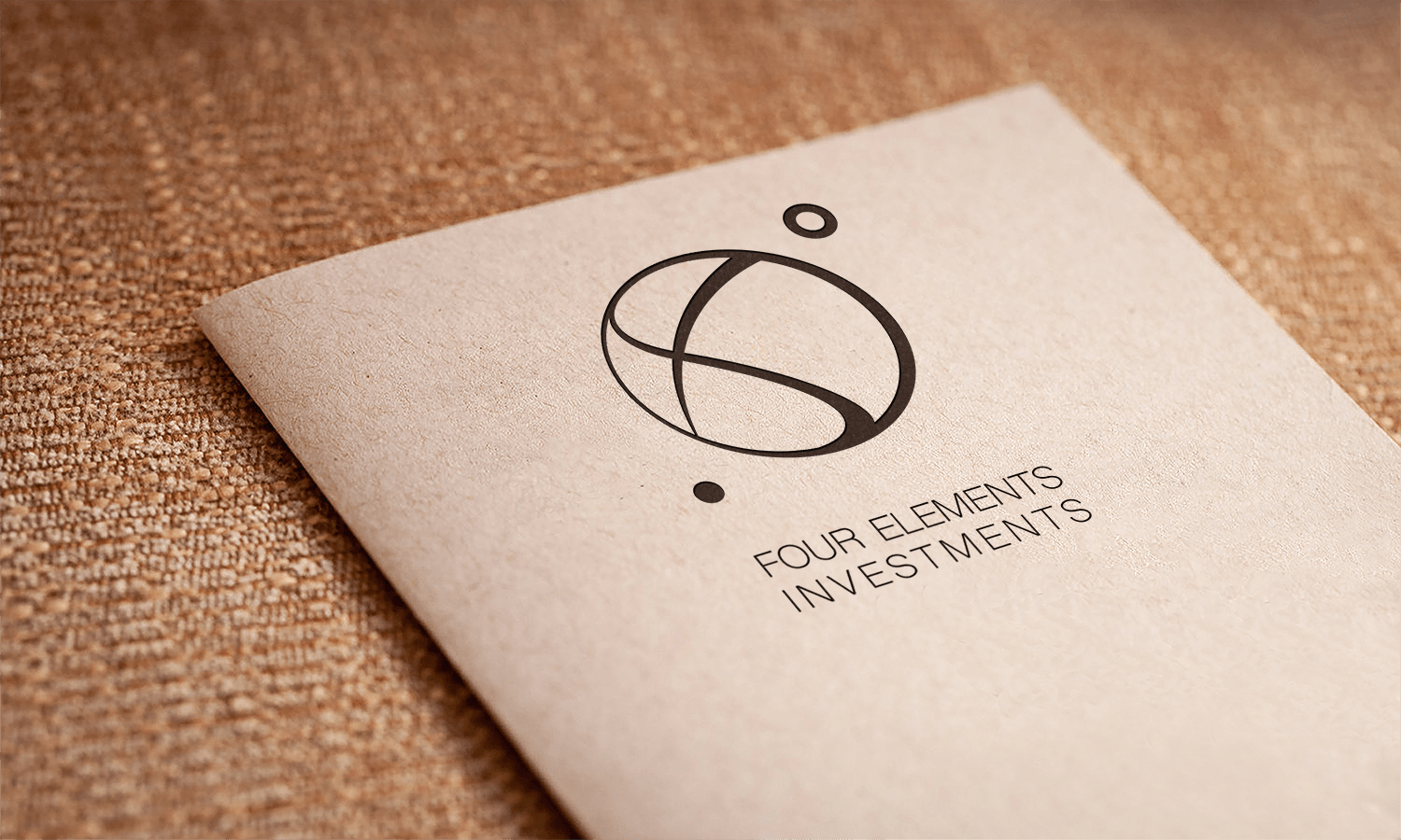 Logo design for an Investment Company