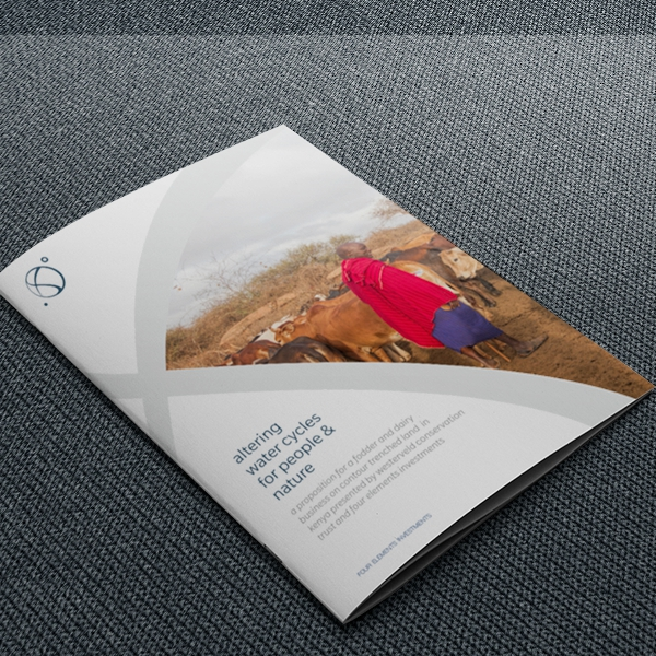 Four Elements Brochure